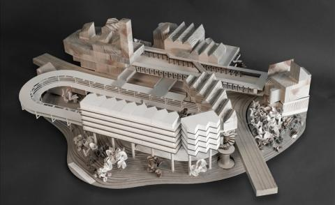The Royal Academy Summer Exhibition reveals 2018 architecture winner