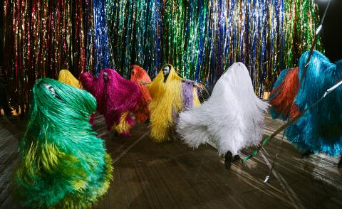 Artist Nick Cave moves to a new beat in NYC – and you're invited to join the dance line