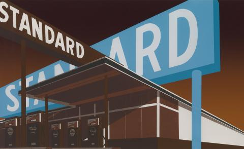 Ed Ruscha and the 'broken moments' that shaped the early days of his practice