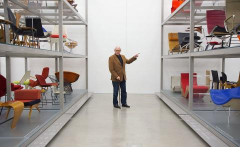 Dieter Rams as seen through the lens of filmmaker Gary Hustwit