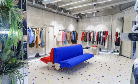 MSGM brings Italian pizzazz to London with new boutique