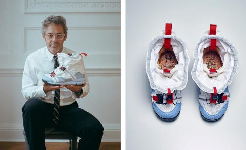 Unpacking Tom Sachs and Nike's latest space age sneaker