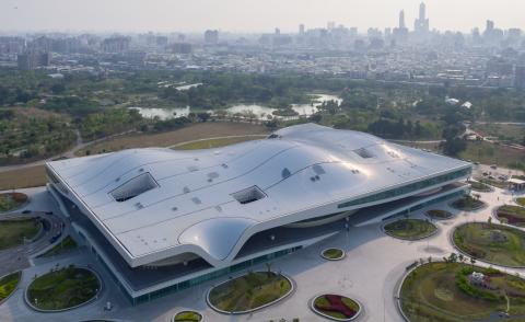 Mecanoo's National Kaohsiung Center for the Arts thrusts Taiwan into a cultural golden age