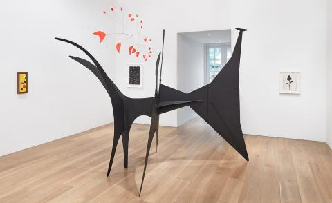 Dear Calder, dear Kelly: the friendship of two great artists a generation apart