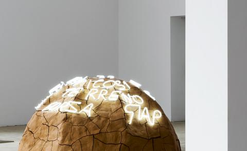 Largest collection of Mario Merz igloos pop up in Milan