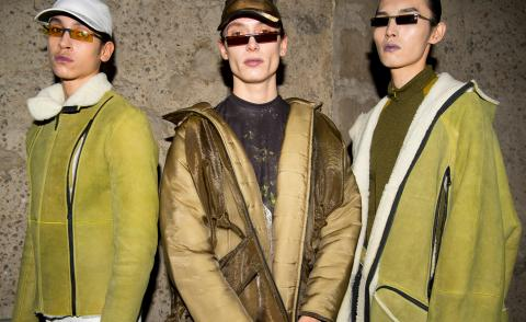 Cottweiler A/W 2019 London Fashion Week Men's