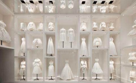 'Christian Dior: Designer of Dreams' exhibition opens at the V&A
