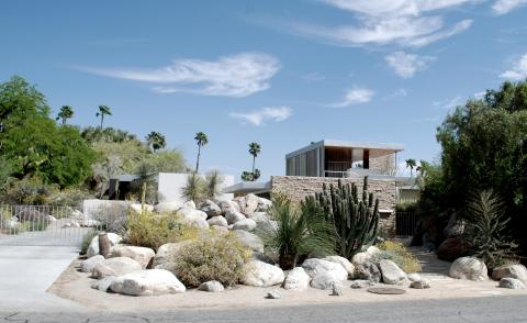 The architects who built Palm Springs: Richard Neutra