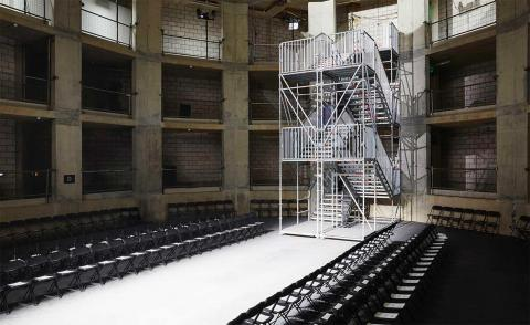 Scene-stealing runway sets from the A/W 2019 menswear shows