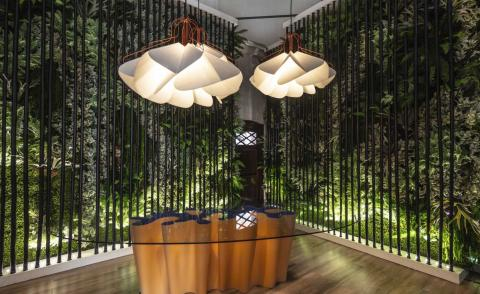 Joyce Wang puts Objets Nomades centre stage in Hong Kong