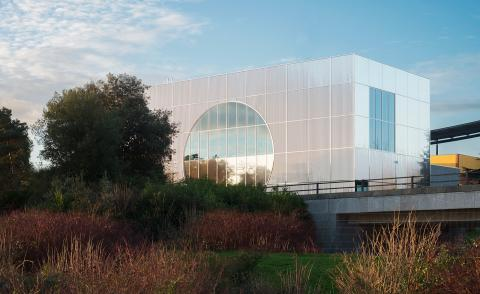 Architects 6a reveal new MK Gallery design in Milton Keynes