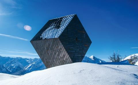 Swiss architect Mario Botta's sacred buildings