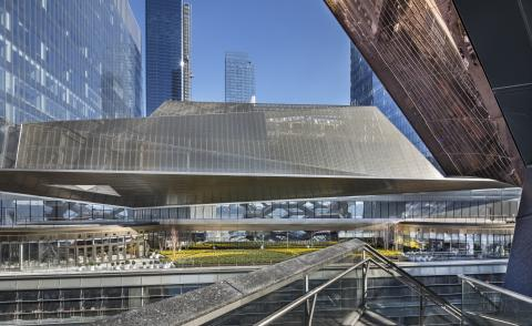 The new mall: 21st century iterations of retail architecture