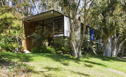 Conservation plans announced for Eames House