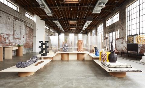 'Object & Thing' challenges the art and design fair dynamic in Brooklyn