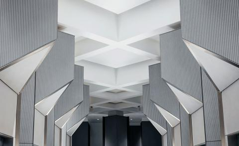 Diamonds in the rough: Waldo Works' brutalist-infused jewellery boutique