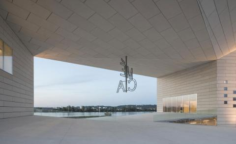 BIG and Freaks' waterfront cultural hub MECA opens in Bordeaux
