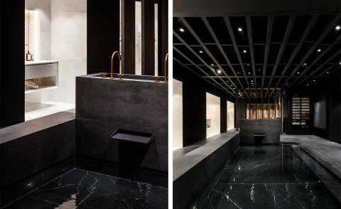 Iris Ceramica Group designs culinary performance for London launch