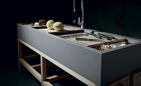 itchen sink system, by OTOMOTO with Cosentino and Matheson Whiteley