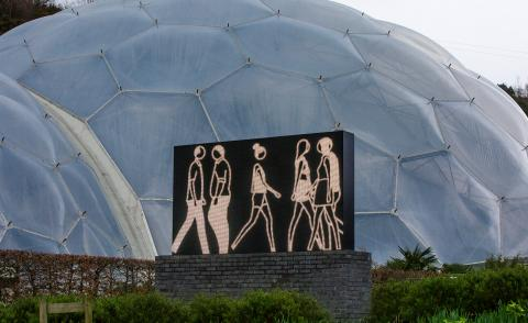 Eden Project branches out with 2019 art programme