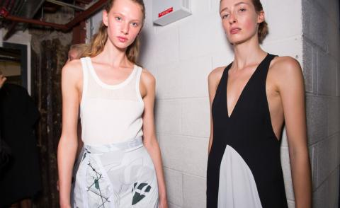 Hussein Chalayan S/S 2020 London Fashion Week Women's