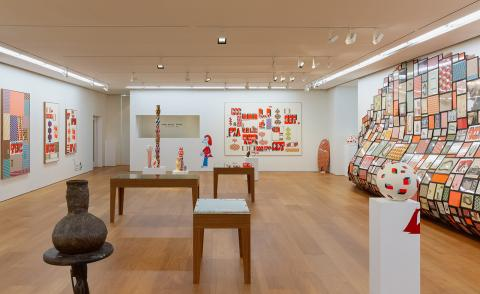 Barry McGee sheds light on 'the other side' of Hong Kong