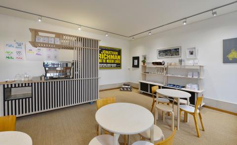APC Cafe interior shot