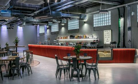 Architect-designed cinema opens in south east London