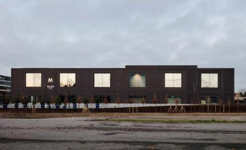 We tour the minimalist new home for the Maillon theatre in Strasbourg