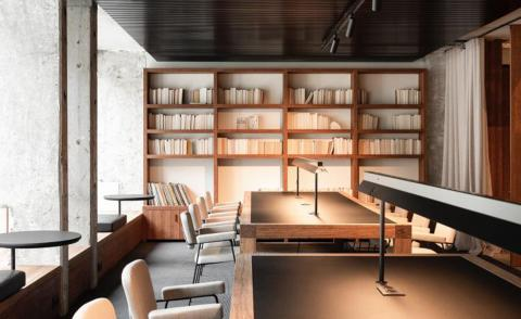 Fosbury & Sons opens third Brussels co-working space