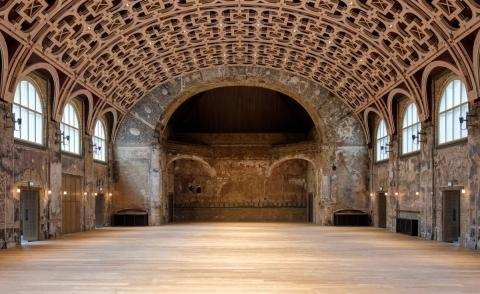 Battersea Arts Centre culminates a 12-year redesign in style