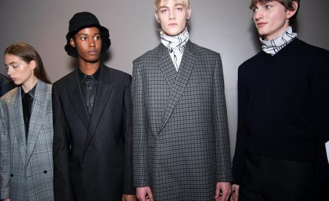 Paul Smith A/W 2020 Paris Fashion Week Men's