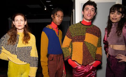 Eckhaus Latta A/W 2020 New York Fashion Week Women's