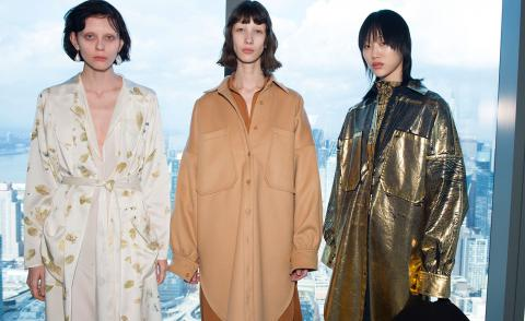 Sies Marjan A/W 2020 New York Fashion Week Women's