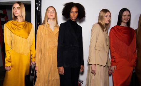 Gabriela Hearst A/W 2020 New York Fashion Week Women's
