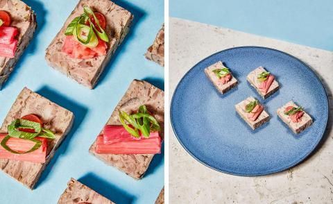 Tate Modern creates Andy Warhol-inspired menu