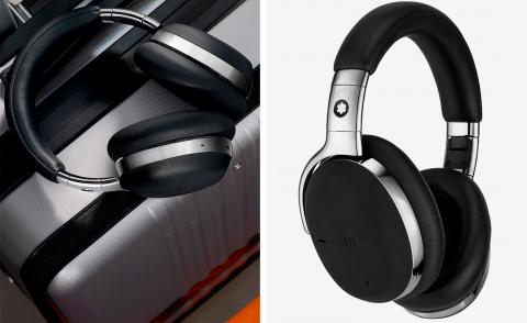 Montblanc reveals smart headphones – and we're all ears