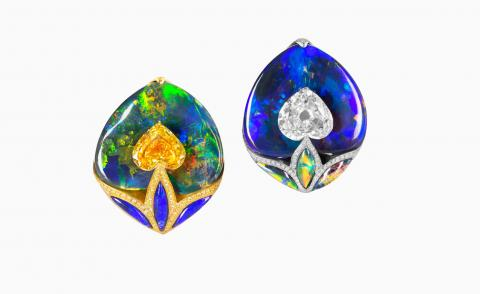 Boghossian's new collection rewrites traditional jewellery codes