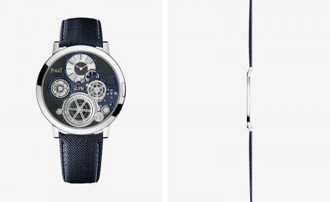 Piaget turns its ultra-thin Altiplano Ultimate Concept watch into reality