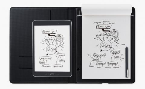 Digital doodles: smart pens re-writing how we use paper