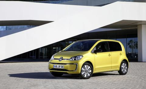 VW offers pure electric variant of its popular Up! car