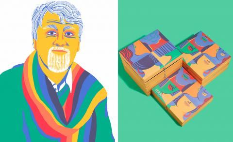 Harry's celebrates Pride with design luminaries