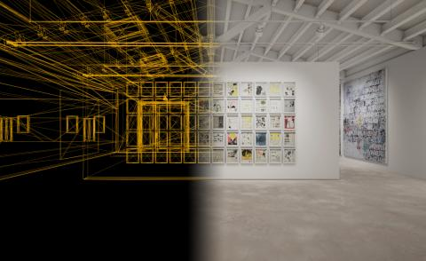 How a crisis propelled the art world into a new virtual reality