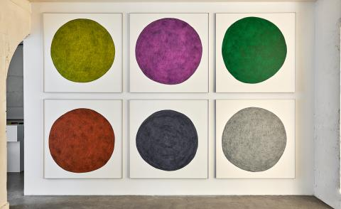 Virtually experience the shapes and colours of Pierre Charpin