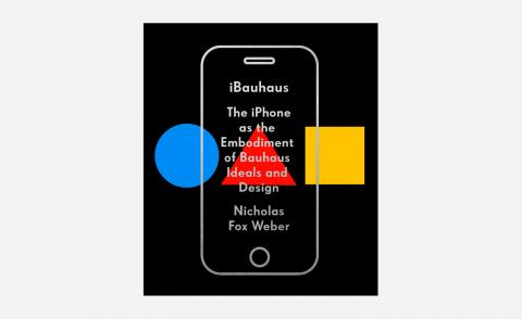 Is the iPhone the ultimate symbol of modernist design?