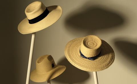 Weave style magic with summer's raffia hats