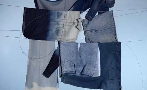 Vintage-inspired denim from a heritage Italian brand