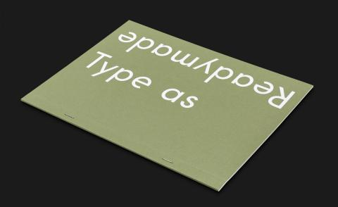 APFEL's new digital foundry explores type as 'readymade'