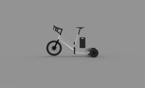 Konstantin Grcic designs a new kind of delivery vehicle for Wallpaper* Re-Made