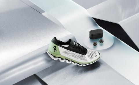 Bang & Olufsen hit the road with new running shoe collaboration